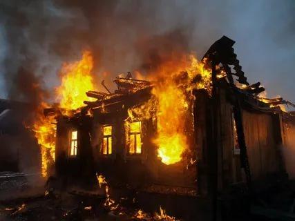 Во Владимирской области военнослужащие ЗВО спасли детей из огня